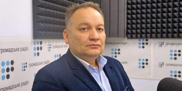Активіст Ескендер Барієв