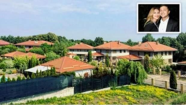 Зеленський нерухомість будинок Іванковичі
