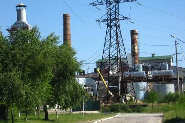 Теплоцентраль у Новояворівську