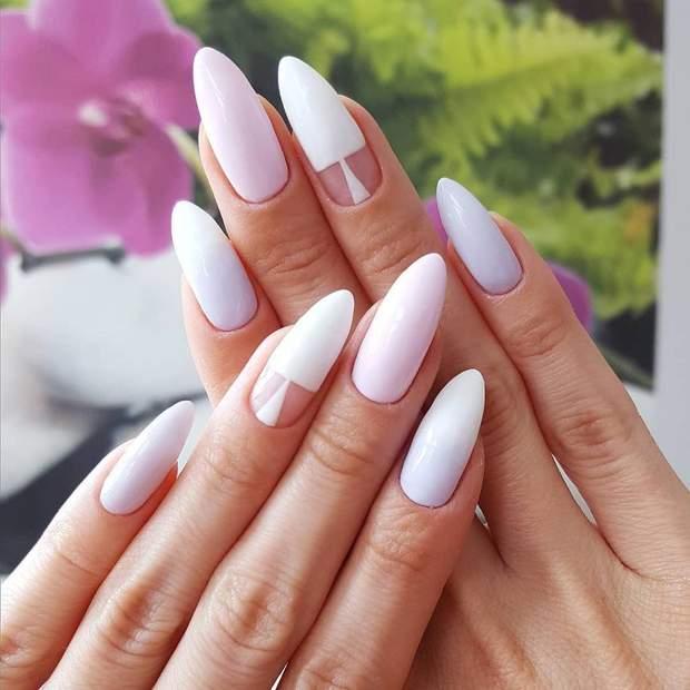 Трендові нігті літо 2019