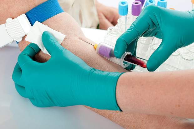 Як правильно підготуватися до здачі крові