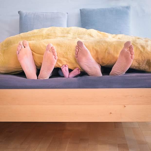 Діти мають розуміти, що спальня – це батьківська територія