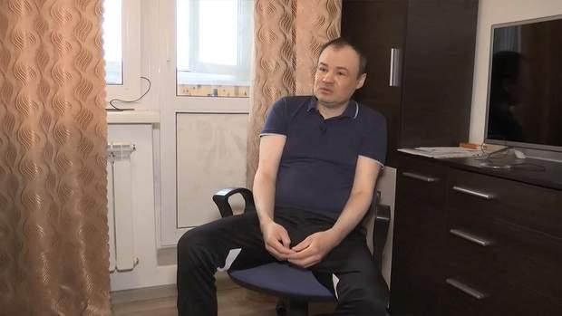Пацієнт Інституту серця Віталій Остролуцький