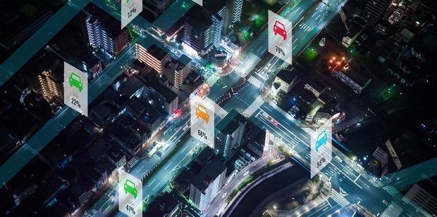 смарт технології розумне місто