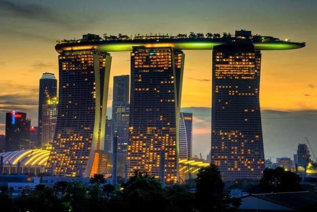 розумне місто сінгапур