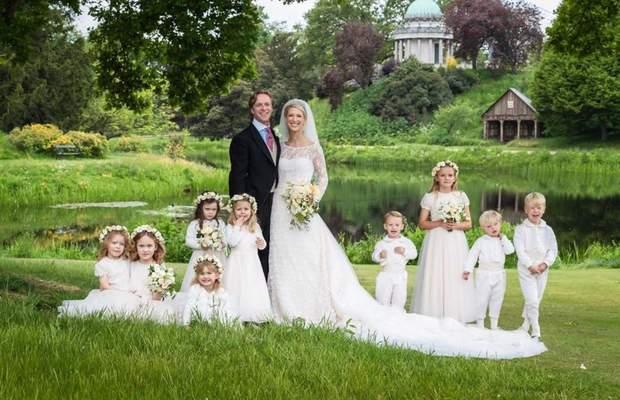 Церемонія весілля у Віндзорі