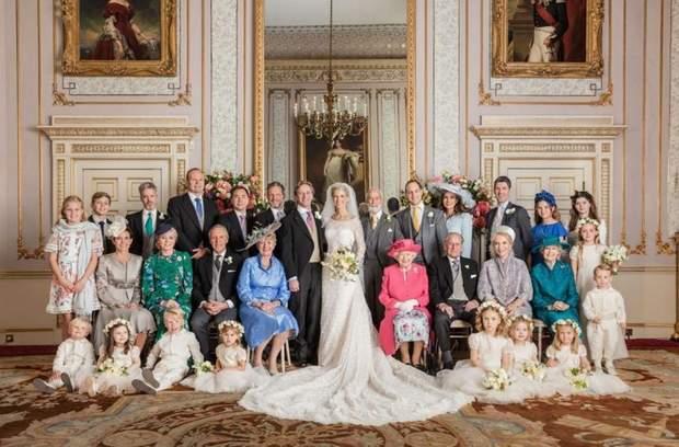 Весілля леді Габріелли Віндзор