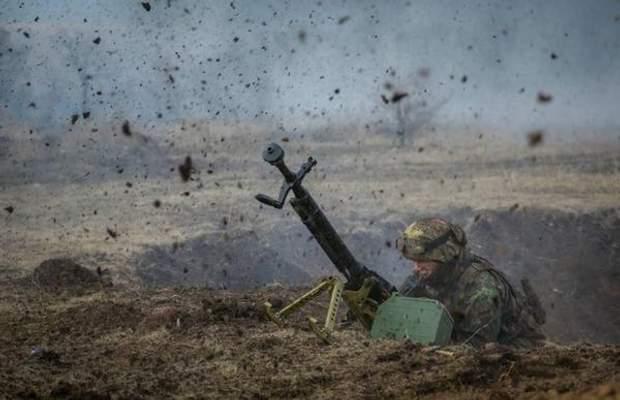 Бойовики жорстоко ведуть вогонь по українських військових