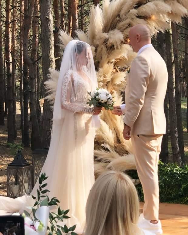 Весілля Потапа і Насті Каменських фото