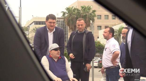 Кернес дійсно літав до Коломойського в Ізраїль