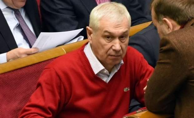 Віктор Король Верховна Рада