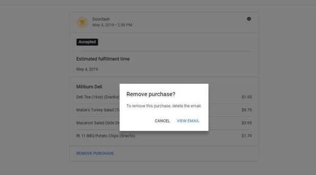Google збирає дані про покупки користувачів