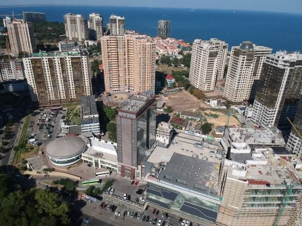 Одеса будівництво ринок нерухомості Одеси