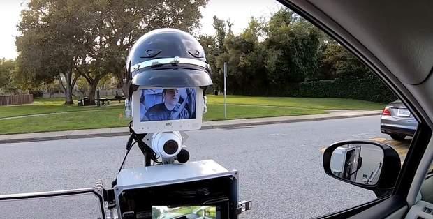 поліція сша робот