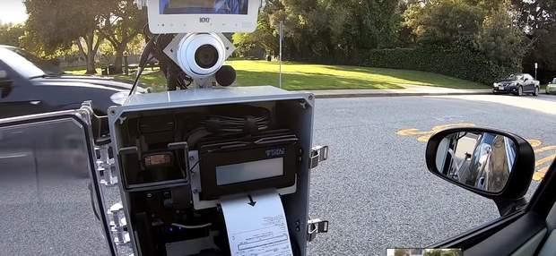 робот поліція
