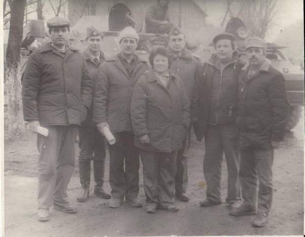 марія процюк чорнобиль