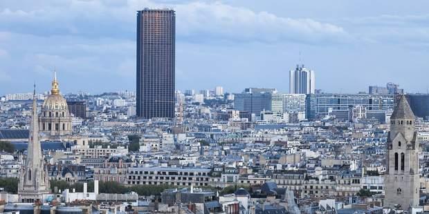 Париж хмарочос вежа Монпарнас
