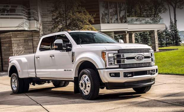 Ford серії F
