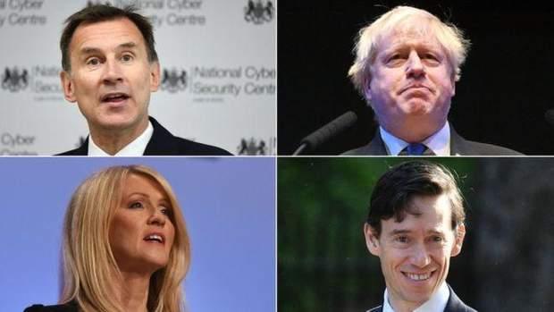лідер консерваторів британія