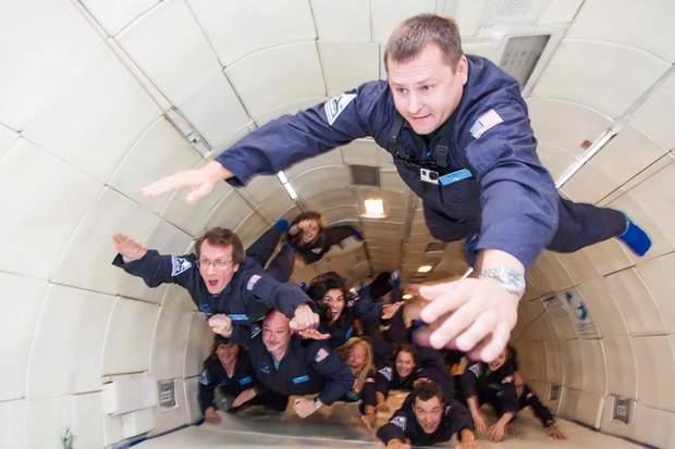 Борис Філатов готується до польоту у космос
