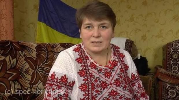матір Богдана Небилиці полоненого українського військового