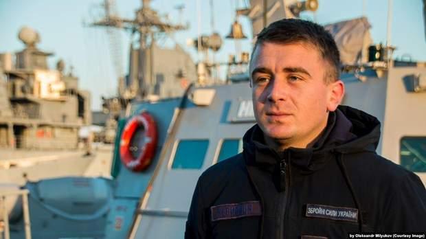 Богдан Небилиця полонений український військовий