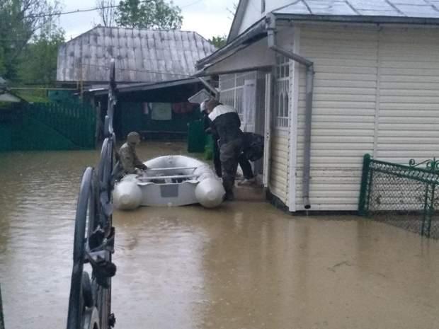 негода в україні прикарпаття
