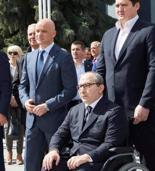 Геннадій Кернес та Геннадій Труханов братимуть участь у парламентські вибори