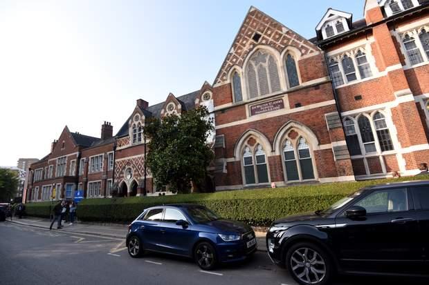 Школа, в якій навчаються принц Джордж та принцеса Шарлотта