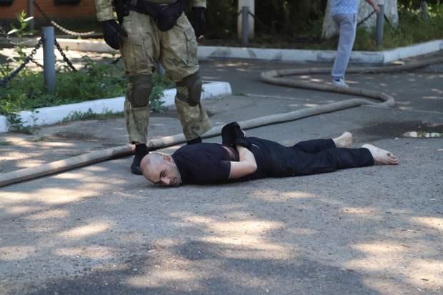 Бунт у колонії в Одесі
