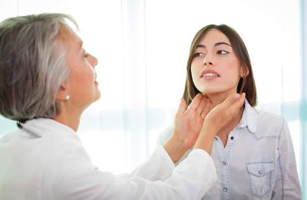 У щитоподібній залозі може запасатися до 16 мг йоду