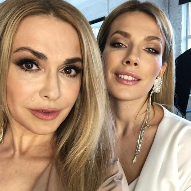 Ольга Сумська і її дочка Антоніна Паперна