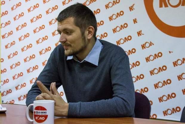 Активіст Віктор Трофіменко
