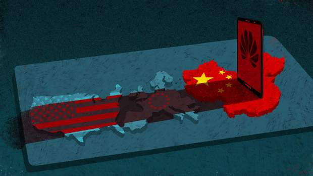 Скандал з Huawei