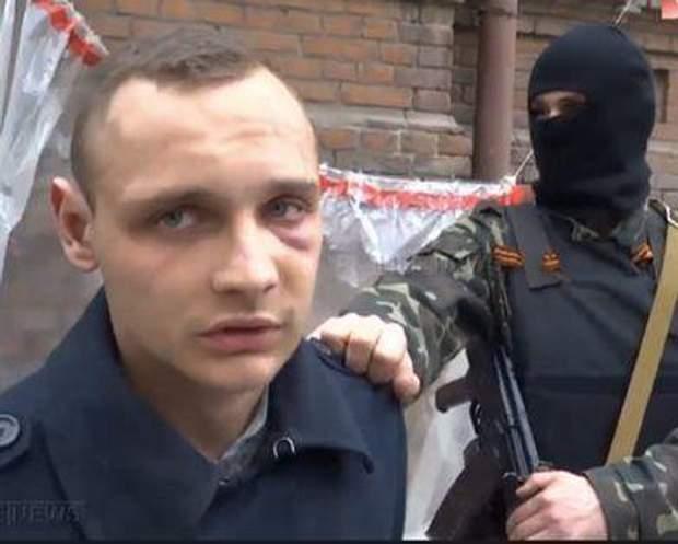 Виталий Ковальчук - пленный