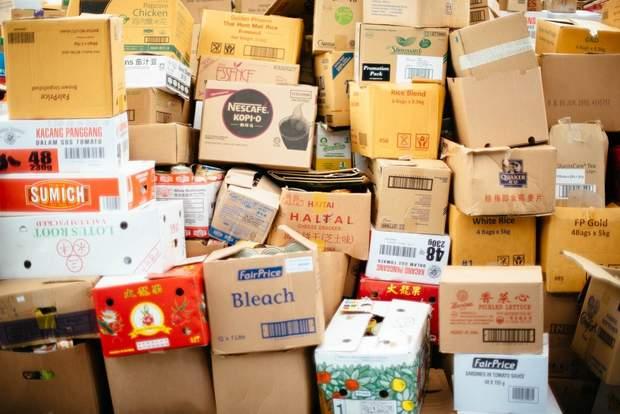переїзд коробки поради