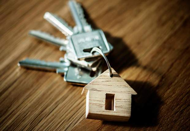 переїзд ключі від квартири