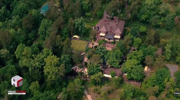 Будинок Андрія Кравця на території Пущі-Водиці