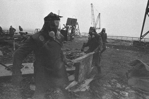 У Чорнобильській катастрофі загинули тисячі людей