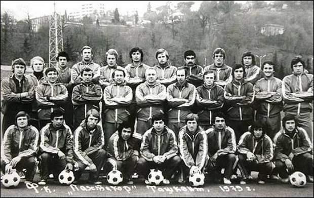 В авіакатастрофі загинула футбольна команда