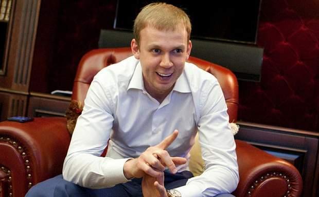Олігарх Сергій Курченко