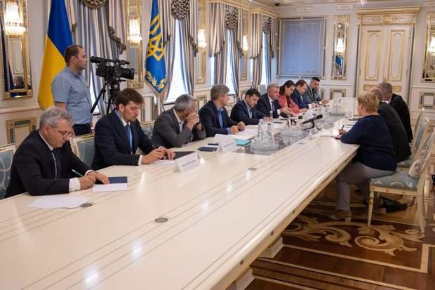 Зеленський місія МВФ Україна