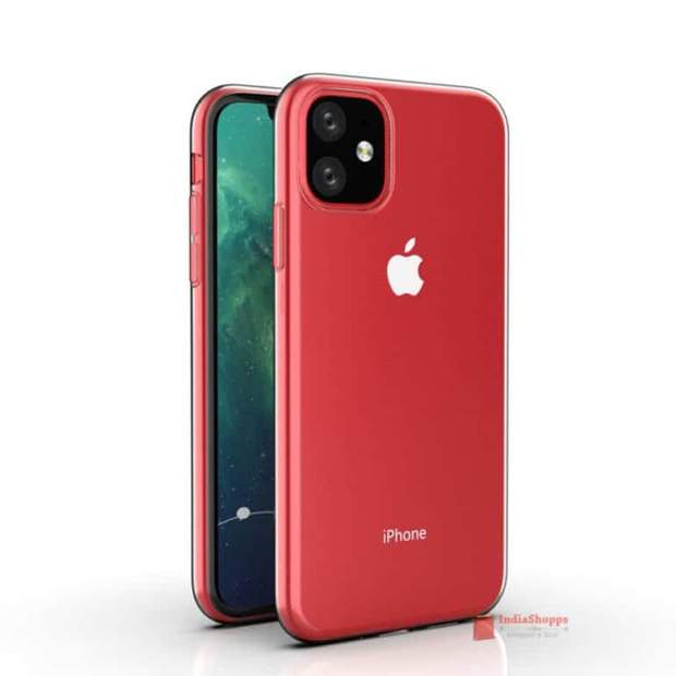 Iphone Xr Red 2019