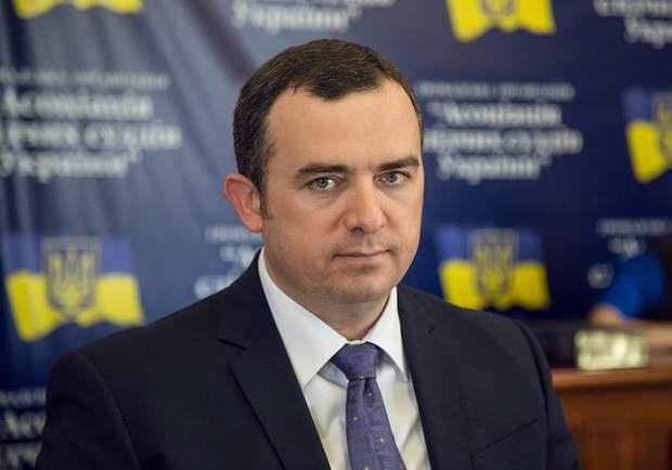 Суддя Сергій Чванкін
