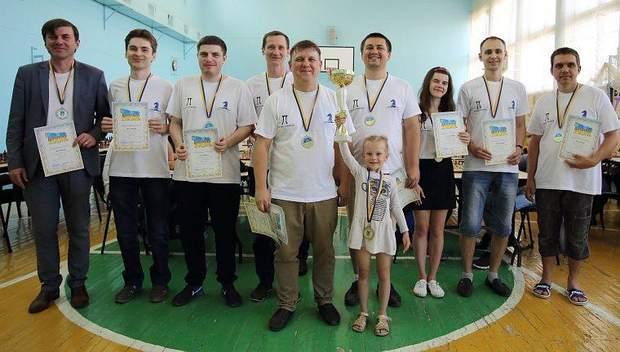 ФШК - ФШД - дворазові чемпіони України-2019