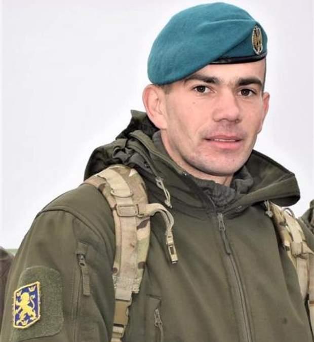 Іван Сакаль загинув на Донбасі