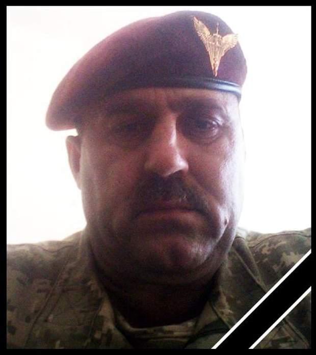 Володимир Коваль загинув на Донбасі у травні