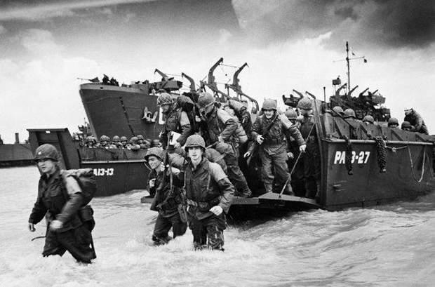 Нормандська операція 1944 року Друга світова війна історія фото
