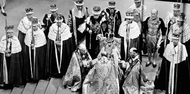 Коронація Єлизавети II