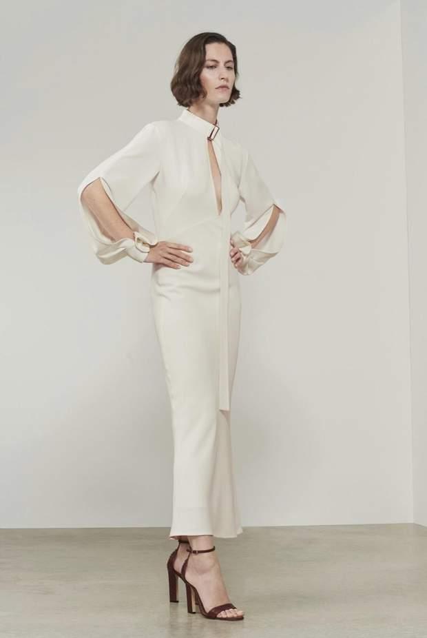 6e25cbd771b9c4 Виктория Бекхэм выпустила коллекцию свадебных платьев: фото ...